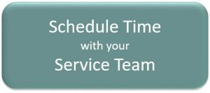 Schedule with your service team client access