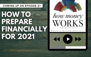 financially prepare for 2021
