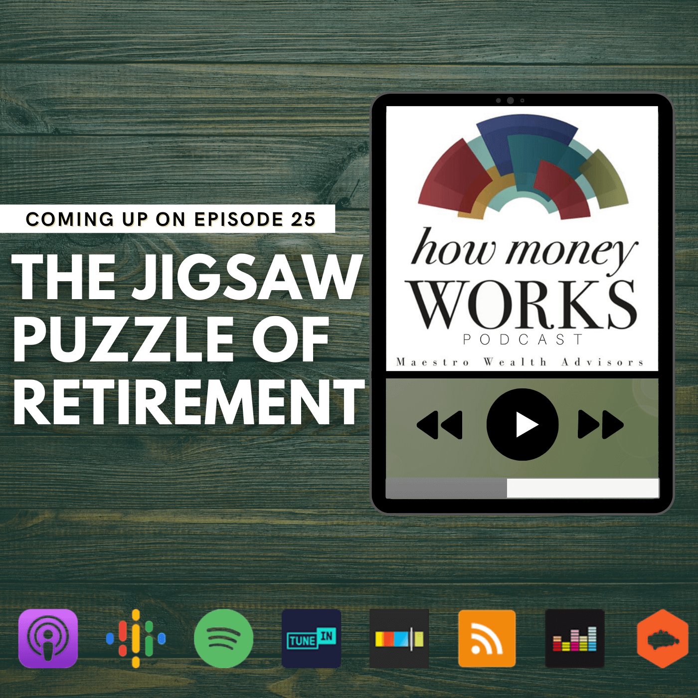 The Jigsaw Puzzle of Retirement